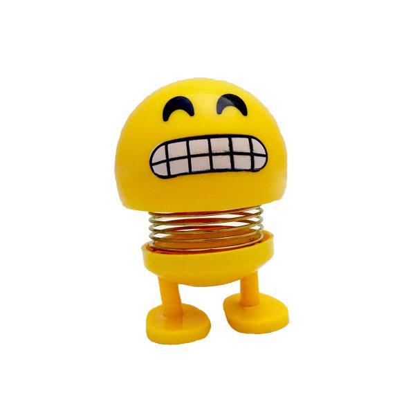 عروسک فنری ایموجی کد 06