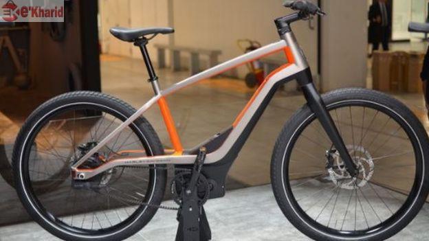 دوچرخه برقی هارلی دیویدسن